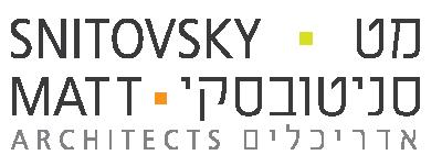 מט- סניטובסקי אדריכלים